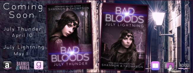 Bad Bloods: July Thunder and Bad Bloods: July Lightning