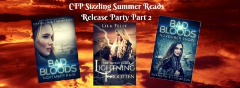 CTP's Sizzling Summer Reads FB Party