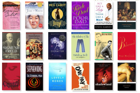 List of young adult literature think, that