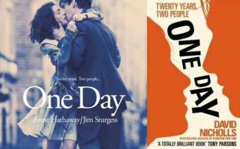 One Day Movie_book