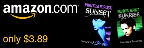 Minutes Before Sunset is on sale until book 2 releases March 27!