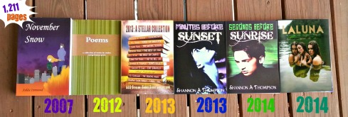 All of my publications. :D