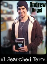 Actor and director, Andrew Vogel, with Minutes Before Sunset