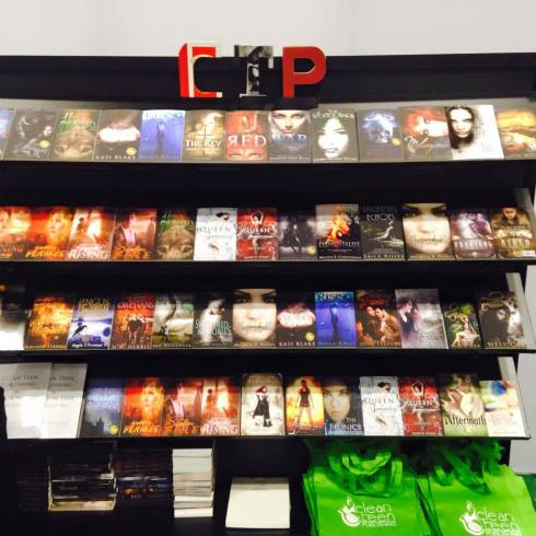 Here is Clean Teen Publishing at BEA15!