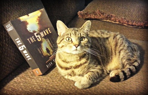 This is Kiki, judging me for not reading The 5th Wave sooner.