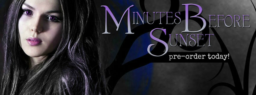 My #1 clicked item was pre-ordering Minutes Before Sunset! Thank you!!!