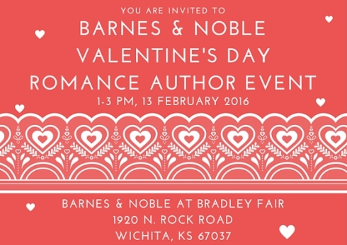 Barnes & NobleValentine's Day Romance Author Event