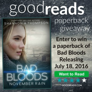 GoodreadsGiveaway