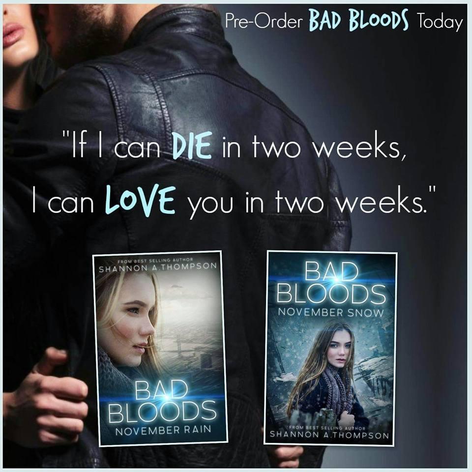 Bad Bloods Teaser