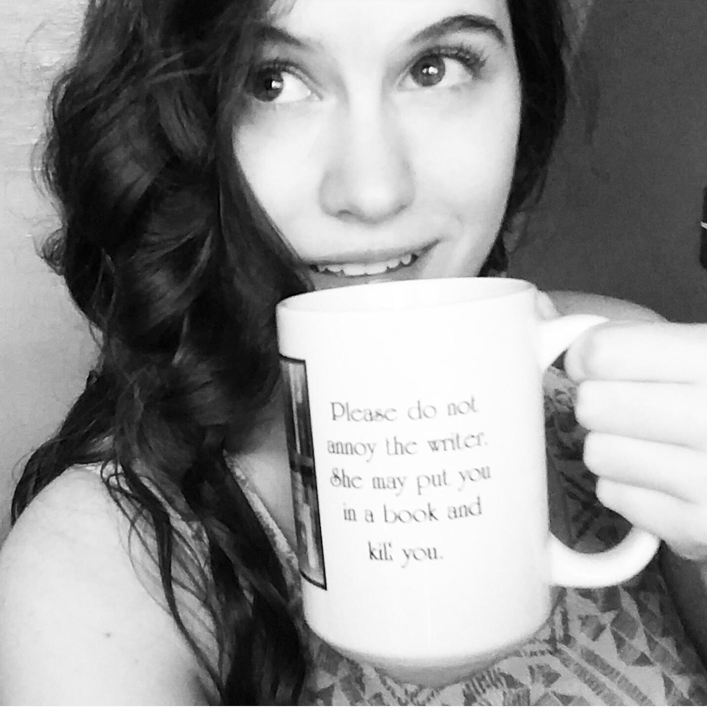 Writer's Coffee Mug