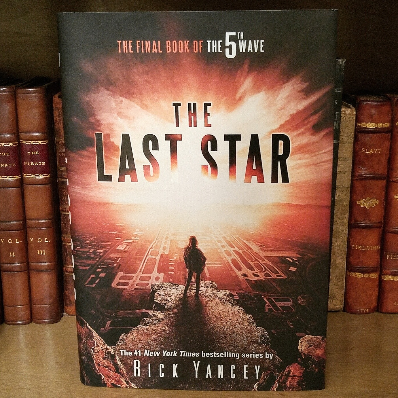 The Last Star by Rick Yancey