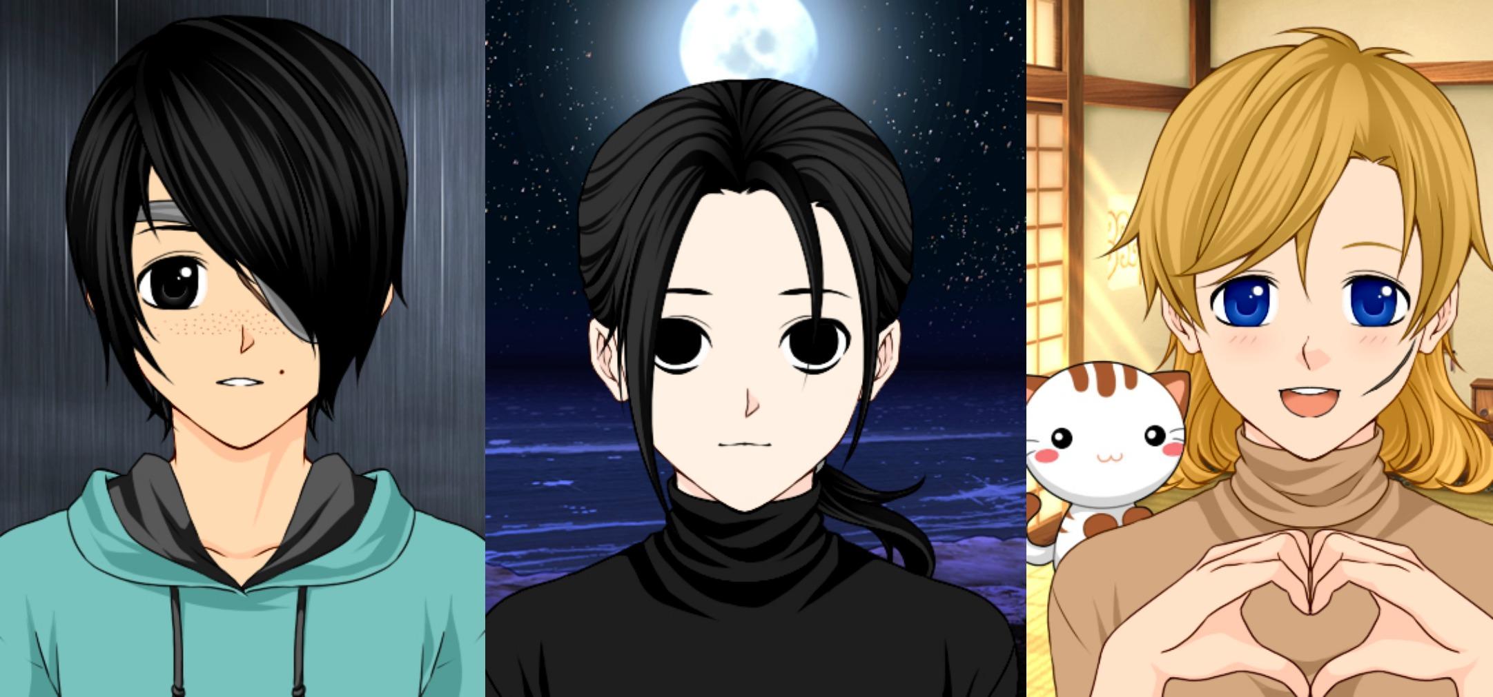 Ryne, Violet, Catelyn
