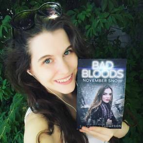 Bad Bloods: November Snow by Shannon A. Thompson
