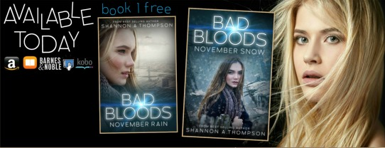 Bad Bloods Free Book: