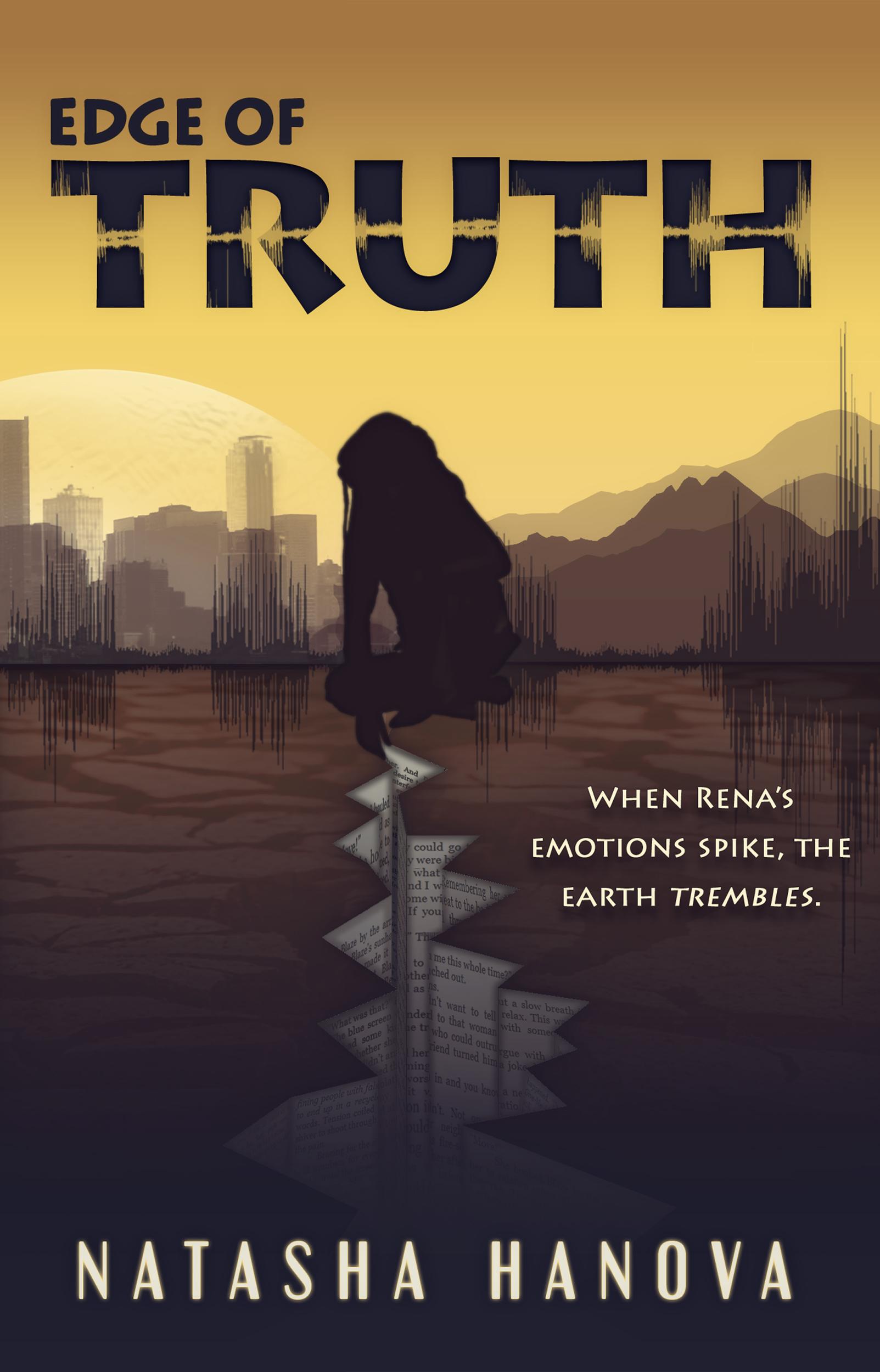 Edge of Truth by Natasha Hanova