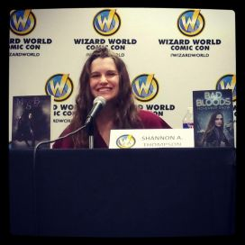 Wizard World Comic Con: Shannon A Thompson