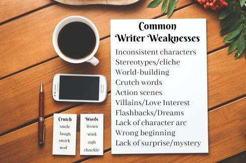 writerweaknesses