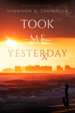 Ebook - Took Me Yesterday